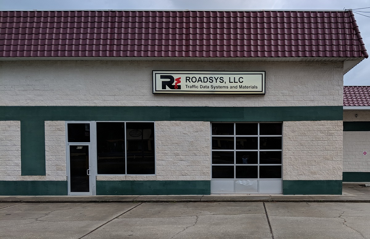Roadsys headquarters for EkoRok, Bicycle Counters, InterModal Data Systems and Roadbond EN-1
